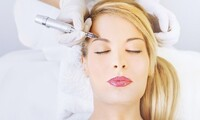 Eyebrow Tattooing or Top and Bottom Eyeliner Tattooing at La Princesse Salon and Spa (Up to 54% Off)