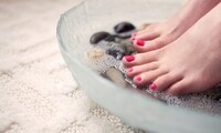 $29 for a Chocolate, Gel, or Champagne Pedicure at Bisou Nail Lounge ($60 Value)