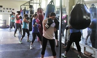 Deal for Boxing for Health