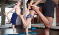 $29 for One Month of Unlimited Bikram Yoga Classes at Bikram Yoga East Bay (82% Value)