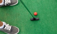18 Hole Mini Golf at Ables Golf on Avery (Up to 40% Off). Four Options Available.