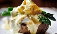 Steakhouse Cuisine for for Two or Four at Buckhead Bar and Grill (Up to 32% Off)
