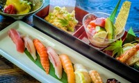 Chef's Prix Fixe Japanese Dinner for Two at I Love Sushi on Lake Union. Groupon Reservation Required.