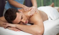 One Swedish Massage with Chiropractic Exam and Consultation at Health First Chiropractic (Up to 86% Off)