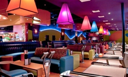 Unlimited Bowling, Lazer Tag, and Billiards at Shenaniganz (Up to 65% Off)