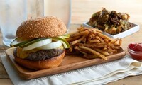 Burgers, American Food at Corey's Catsup and Mustard (Up to 40% Off). 3 Options Available.
