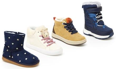 Carter's Boys and Girls Winter Boots and Sneakers