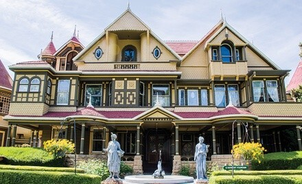 Mansion Tour for One at Winchester Mystery House (Up to 25% Off). Two Options Available.