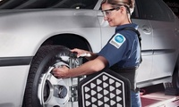All-Wheel Alignment Package or Road Trip Ready Package at Sears Auto Center (Up to 41% Off)