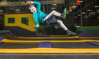 Super Summer Pass or Four-Day Summer Camp at Get Air (Up to 49% Off)