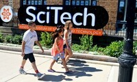 Admission for Two or One-Week SciTech Summer Camp for One Child at SciTech Hands On Museum (Up to 25% Off)