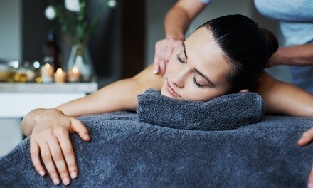 Foot Massage or Full-Body Massage at Apples of Gold Advanced Massage (Up to 68% Off). 3 Options Available.