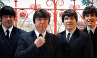 The Mersey Beatles — Four Lads from Liverpool on Saturday, May 5, at 7:30 p.m.