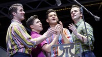 """Jersey Boys"": The Story of Frankie Valli & The Four Seasons"