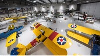 Aircraft & Exhibits at Lone Star Flight Museum
