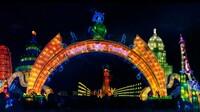 Chinese Lantern Light Festival