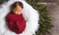 Photo Shoot with Prints and Optional Digital Image at JCPenney Portraits (Up to 90% Off)