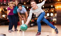 Bowling for Two, Four, or Six with Shoe Rental and Drinks at Laurel Bowl (Up to 56% Off)