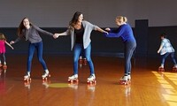 Roller-Skating Outing with Skate Rental for Two, Four, or Six at Aurora Roller Skate Center (Up to 51% Off)
