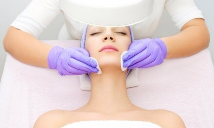 Signature or Jelly Bean Specialty Facial at The Makeover Co (Up to 50% Off)