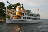 Two-Hour Sightseeing Cruise for One, Two, or Four at Lake George Shoreline Cruises (Up to 20% Off)