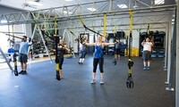 Two Weeks or One Month of Unlimited Fitness classes at The Training Center (Up to 43% Off)