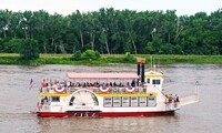 Omaha Riverboat Sightseeing Tour for Two or Four from River City Star (Up to 50% Off)