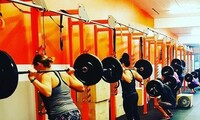1 Month of Unlimited High-Intensity Group Training Sessions at Grit Fitness (Up to 55% Off)