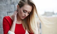 Haircut, Conditioning, Blowout with Optional Color, Foils, or Keratin Treatment at Leeba Salon (Up to 59% Off)