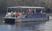 Heritage River Tour for One, Two, or Four at Hontoon Landing Resort and Marina (Up to 61% Off)