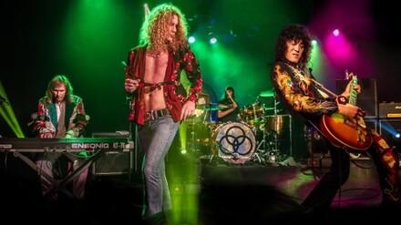 Led Zeppelin Tribute Band Led Zepagain
