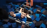 Two 60-Minute Jump Passes for Indoor Trampolining at Sky Zone, Valid Monday–Friday or Any Day (Up to 50% Off)