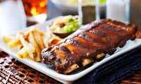 Barbecue, Burgers, and Beer at Miller's Grille (Up to 38% Off). Two Options Available.