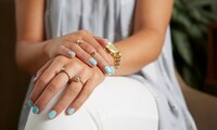 Nail Services at Unique Creations Therapeutic Day Spa (Up to 52% Off). Two options Available.