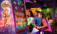 $25 for Unlimited Buffet, Drinks, Rides, and Video Games at John's Incredible Pizza ($73.98 Value)
