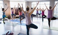 Five or Ten Hot or Ground Yoga Classes at Yoga & Wellness Center (Up to 54% Off)