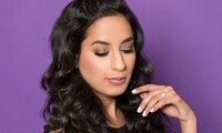 Nail and Hairstyling Services at La Vita Bella (Up to 49% Off). Six Options Available.