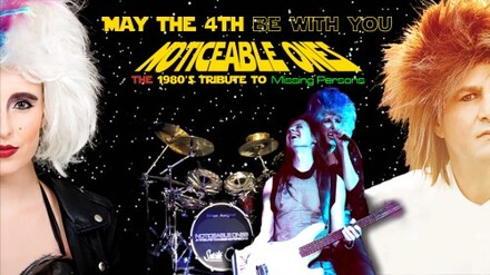 """""""May the 4th Be With You"""": """"Star Wars"""" Rock Show"""