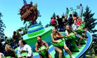 2018 Season Pass for One or Four People to Wild Waves Theme & Water Park (Up to 27% Off)