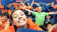 Two 60-Minute Jump Passes or Supreme Air Birthday Package for Up to 20 at Sky Zone Canton (Up to 46% Off)