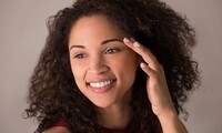 One or Two Eyebrow Tinting Sessions at Moksha Salon & Threading (Up to 56% Off)