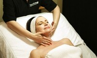 Spa Treatments at Hand & Stone Massage and Facial Spa (Up to 58% Off). Six Options Available.