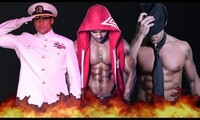 """A Magic Mike Tribute"" with Men in Motion Revue (May 5–June 16)"