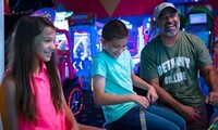 $92 for Game Card at Alley Cats ($200 Value)