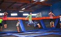 Two or Four 60-Minute Jump Passes or Jump Around Party for Up to Ten at Sky Zone Omaha (Up to 48% Off)