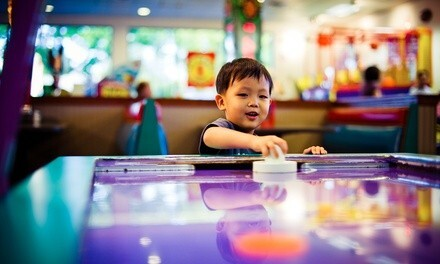 Game Card for Two or Four People at Jumping Jacks Family Fun Center (Up to 52% Off)