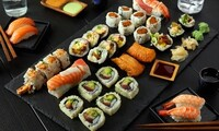 Japanese Cuisine at Tokyo Express Sushi & Teriyaki (Up to 43% Off). Two Options Available