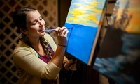 One or Two 3-Hour Painting Classes at Painting & Vino (Up to 46% Off)