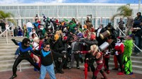 Long Beach Comic Con: Meet Creators, Cosplay & More