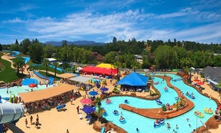 Single-Day Admission for One Person to WaterWorks Park (Up to 26% Off). TwoOptions Available.